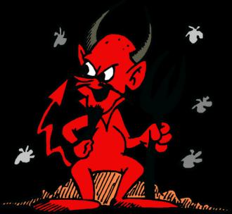 gaib,iblis,setan,manusia,